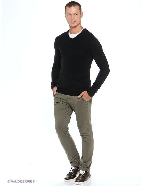 ТВОЕ   Мужские Чёрные Пуловеры