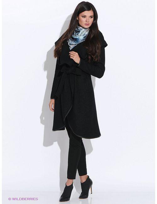 Alina Assi | Женское Чёрное Пальто