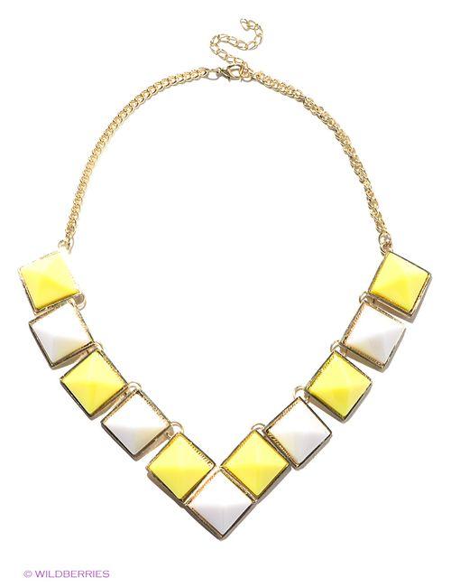 Royal Diamond | Женское Жёлтое Колье
