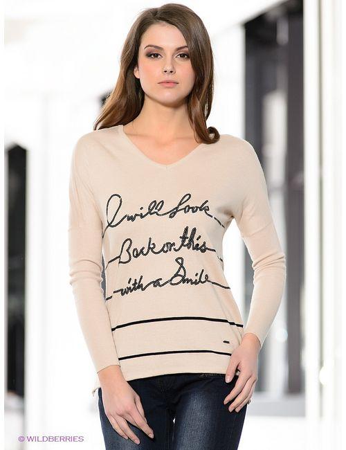 Broadway | Женские Бежевые Пуловеры