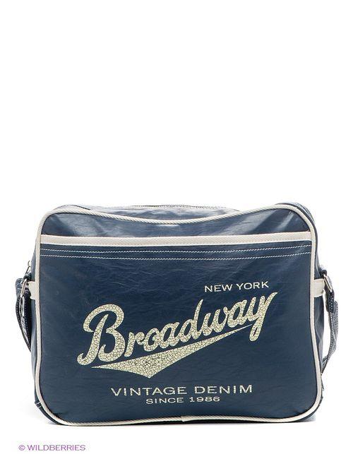 Broadway | Мужские Синие Сумки