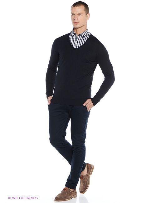 ТВОЕ | Мужские Синие Пуловеры