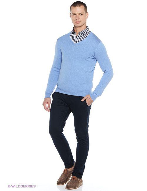 ТВОЕ | Мужские Голубы Пуловеры