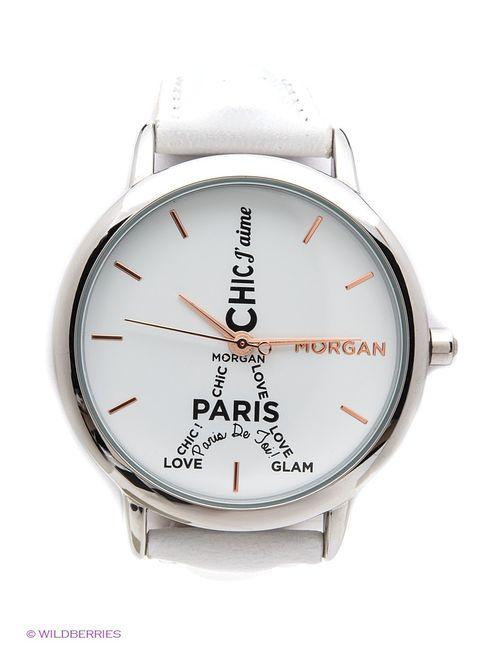 Morgan | Женские Белые Часы