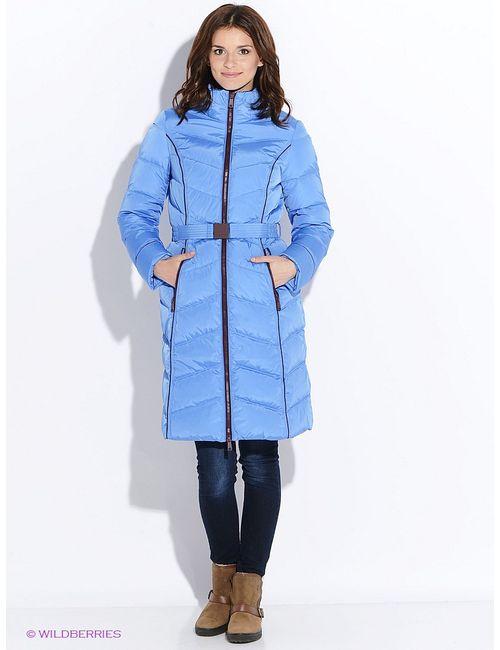SNOWIMAGE | Женское Синее Пальто