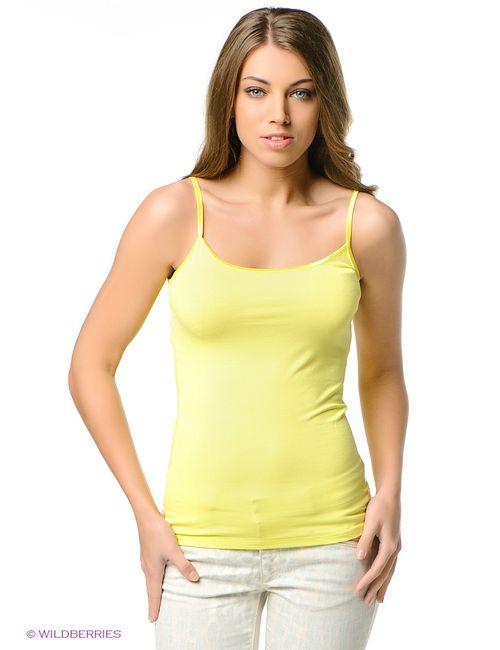 Esprit | Женский Жёлтый Топ