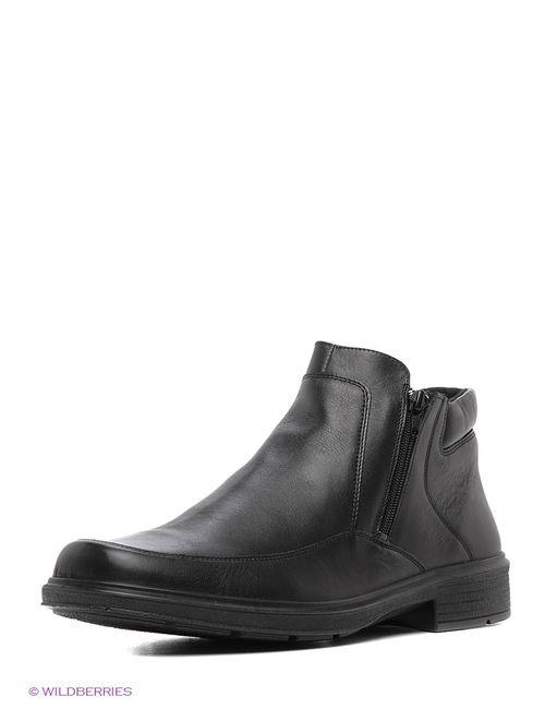 BELWEST | Мужские Чёрные Ботинки