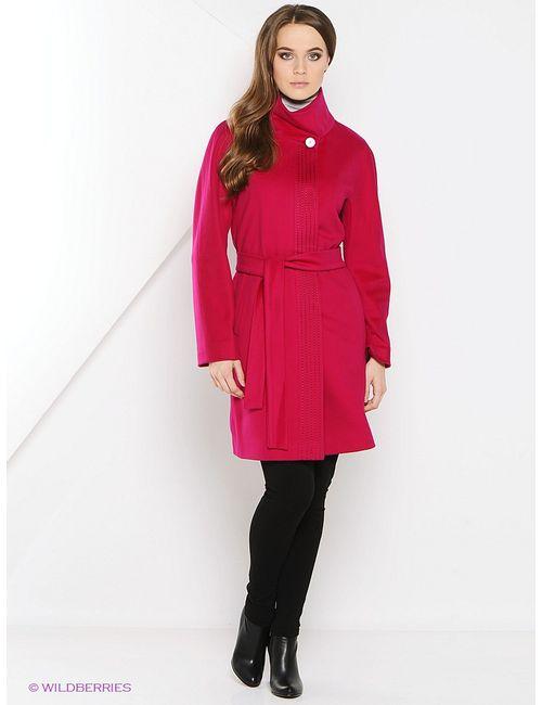 Estrade | Женское Малиновое Пальто