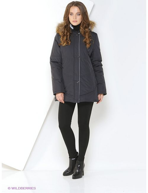 Maritta | Женские Антрацитовые Куртки
