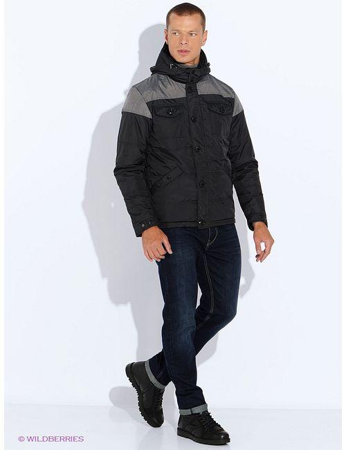 E-Bound by Earth Bound | Мужские Чёрные Куртки