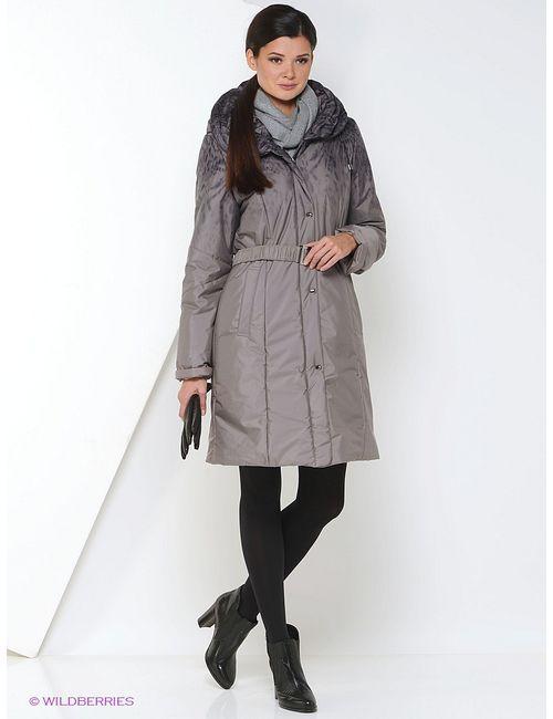 Maritta | Женское Рыжее Пальто