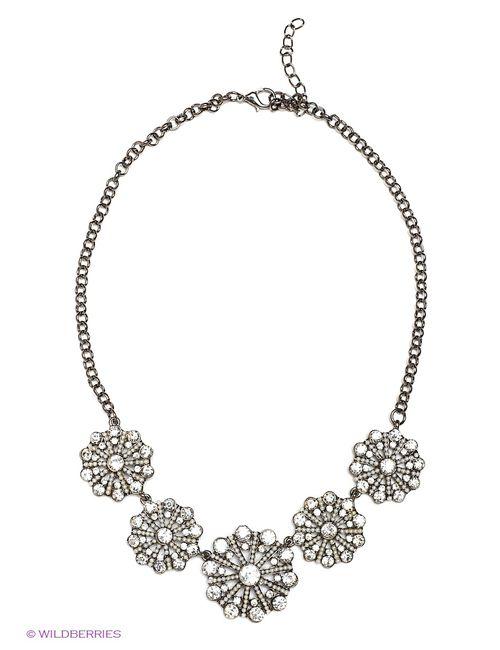 Royal Diamond | Женское Серебристое Колье
