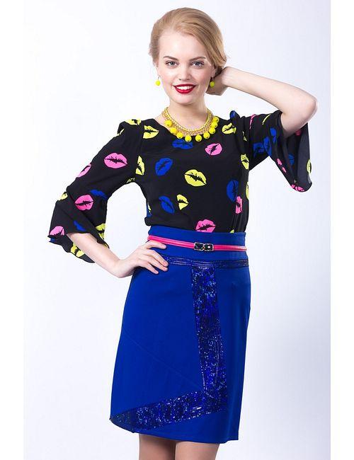 Wisell   Женские Синие Комплекты Одежды