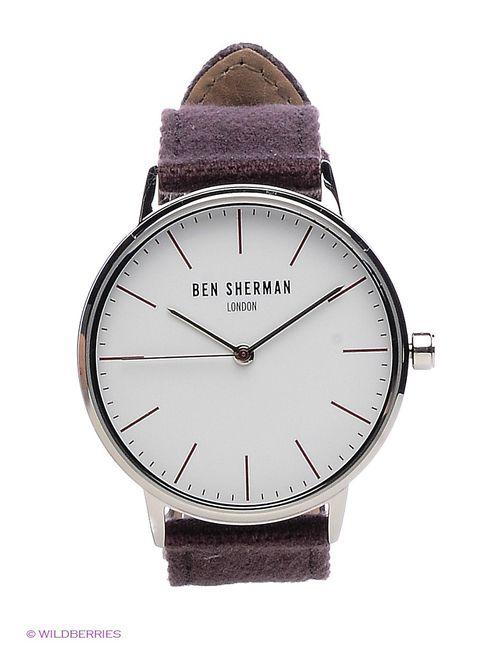 Ben Sherman | Мужские Серые Часы
