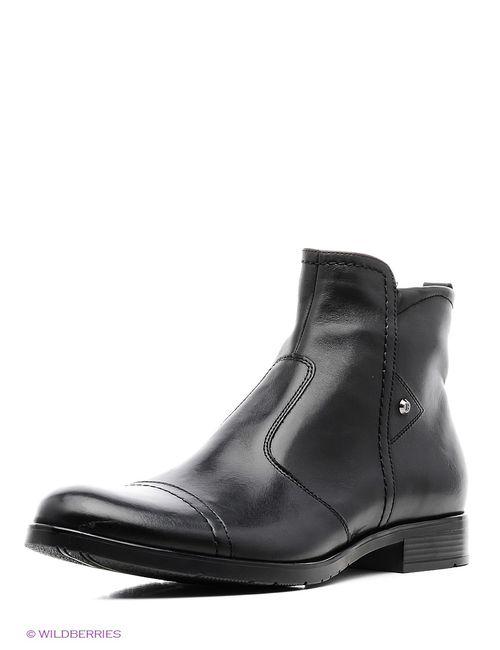 BELWEST   Мужские Чёрные Ботинки
