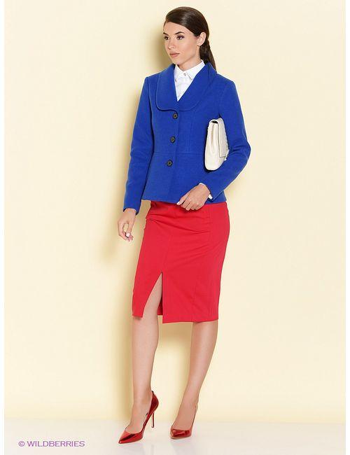 Stets | Женское Синее Пальто