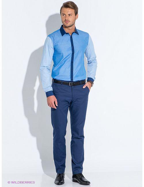 Hazard | Мужские Голубы Рубашки
