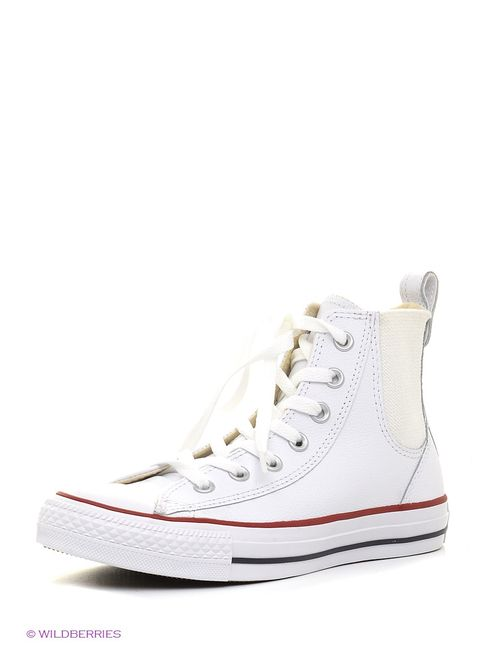 Converse | Мужские Белые Кеды