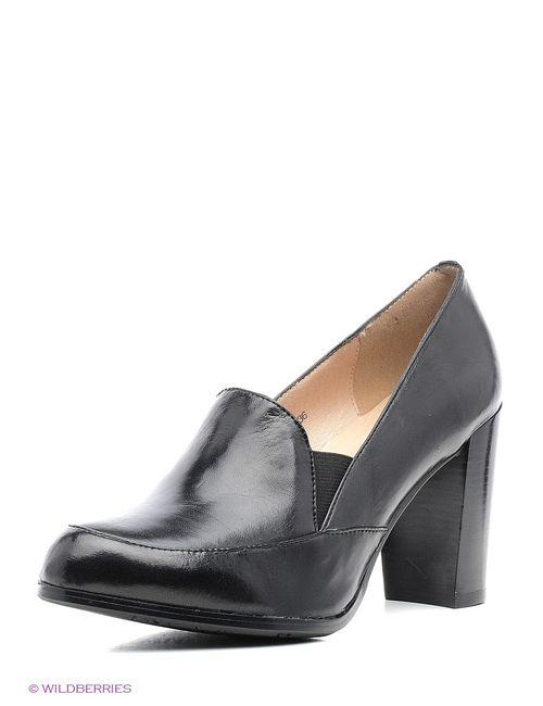 Dino Ricci | Женские Чёрные Туфли