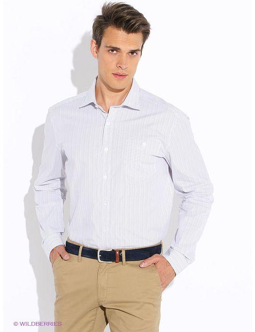 Finn Flare | Мужские Белые Рубашки