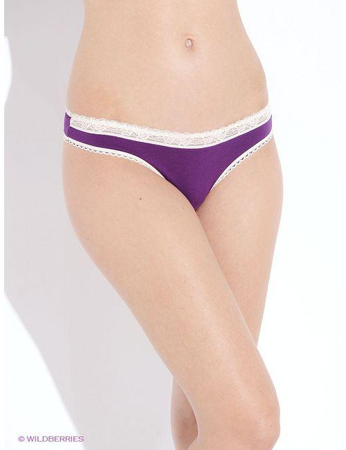 Далиса | Женские Фиолетовые Стринги