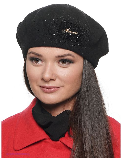 Avanta   Женские Антрацитовые Береты
