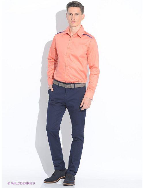 Мы команда | Мужские Оранжевые Рубашки