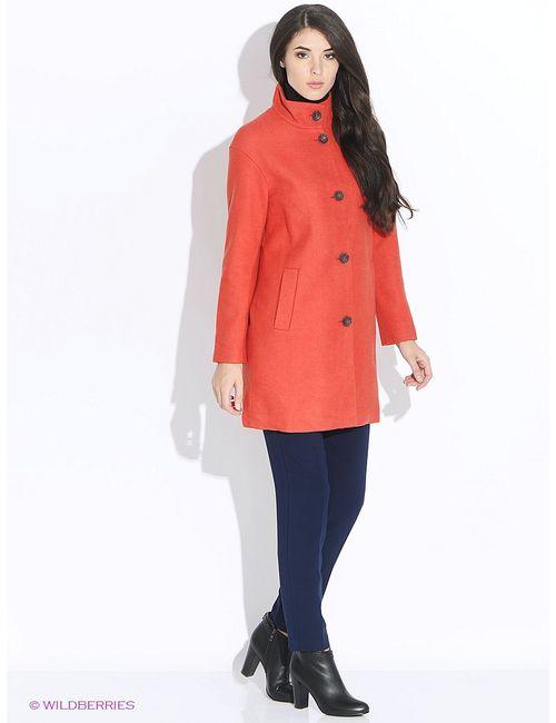 Tom Farr   Женское Оранжевое Пальто