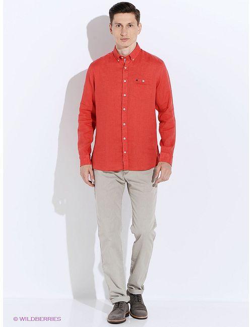 Men of all nations   Мужские Красные Рубашки