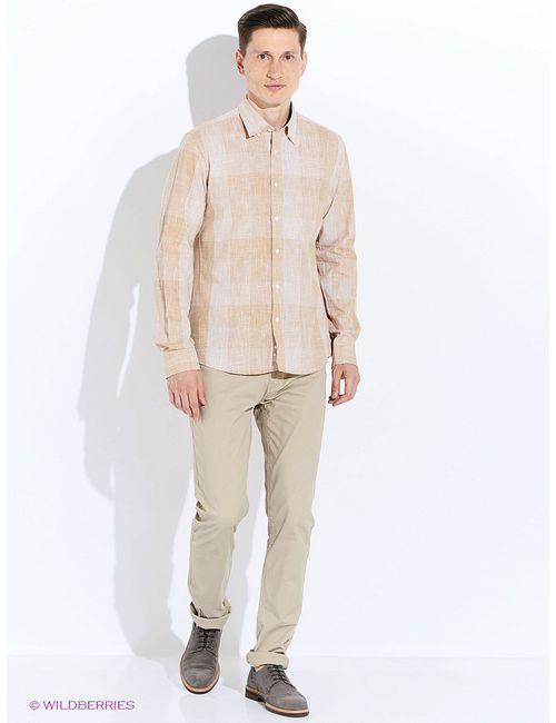 Mondigo | Мужские Бежевые Рубашки