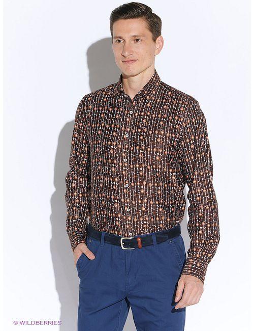 Mondigo | Мужские Коричневые Рубашки