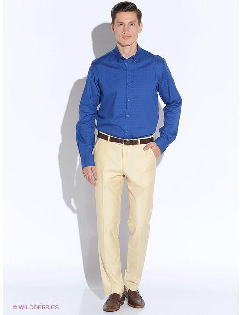 Mondigo | Мужские Синие Рубашки