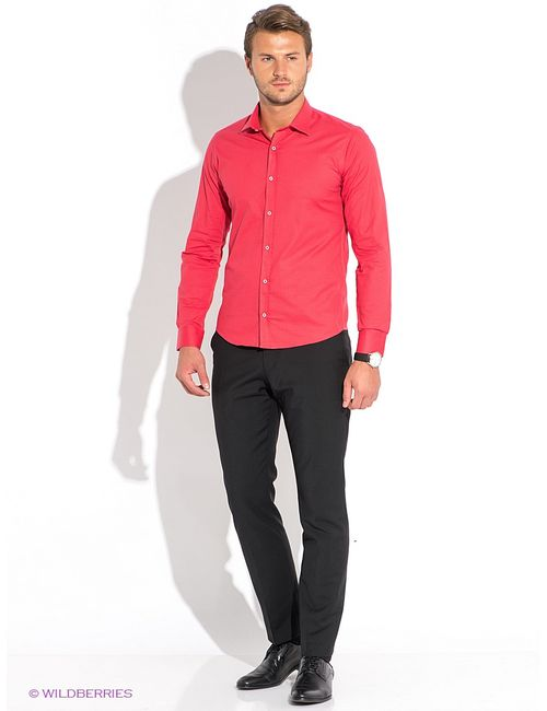 BAWER | Мужские Красные Рубашки