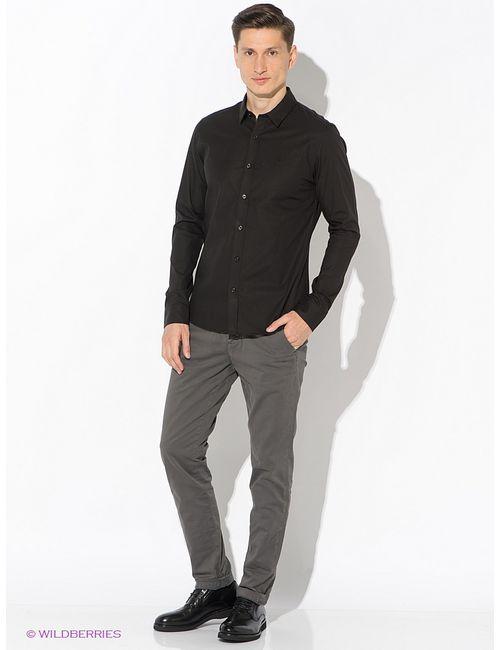 Calvin Klein | Мужские Чёрные Рубашки