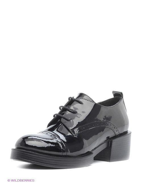 Benta | Женские Чёрные Ботинки