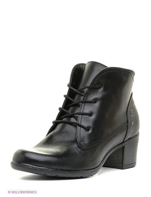 BELWEST | Женские Чёрные Ботинки