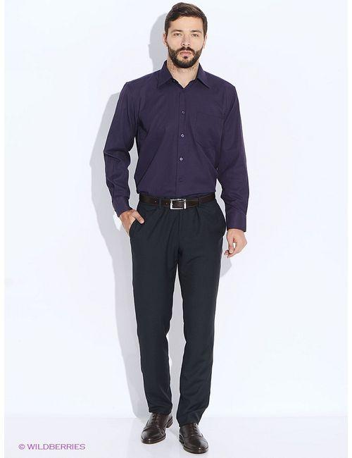 Conti Uomo | Мужские Фиолетовые Рубашки