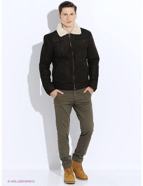 Oodji | Мужские Коричневые Куртки