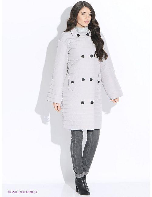 Doctor E | Женское Серое Пальто