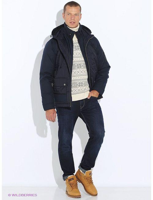 s.Oliver | Мужские Синие Куртки