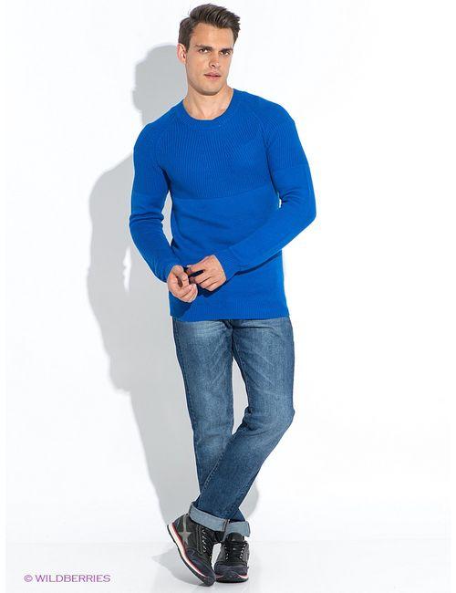 Oodji | Мужские Синие Джемперы
