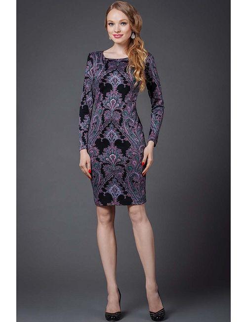 Арт-Деко | Женские Фиолетовые Платья