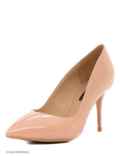 Winzor | Женские Персиковые Туфли