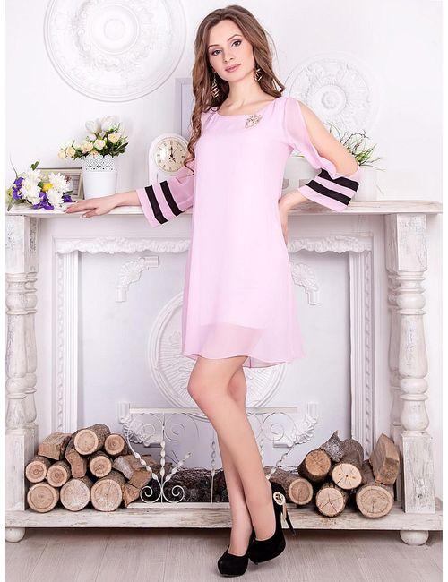 Vision Fashion Srore   Женские Розовые Платья