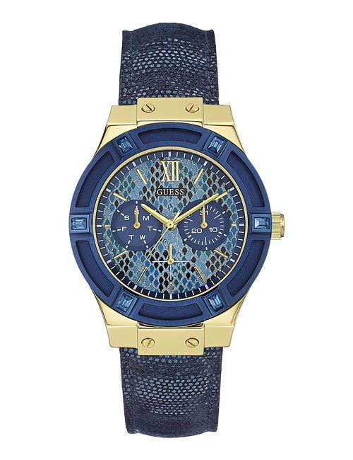 Guess | Женские Синие Часы