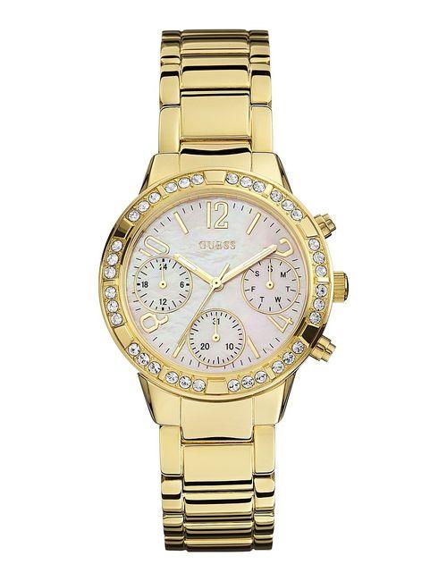 Guess | Женские Жёлтые Часы