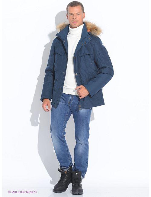 Finn Flare | Мужские Синие Куртки