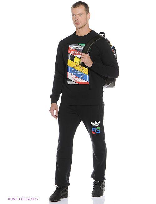 Adidas | Мужские Чёрные Джемперы