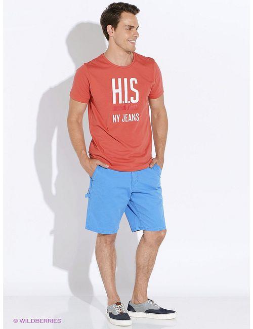 H.I.S | Мужские Голубы Шорты