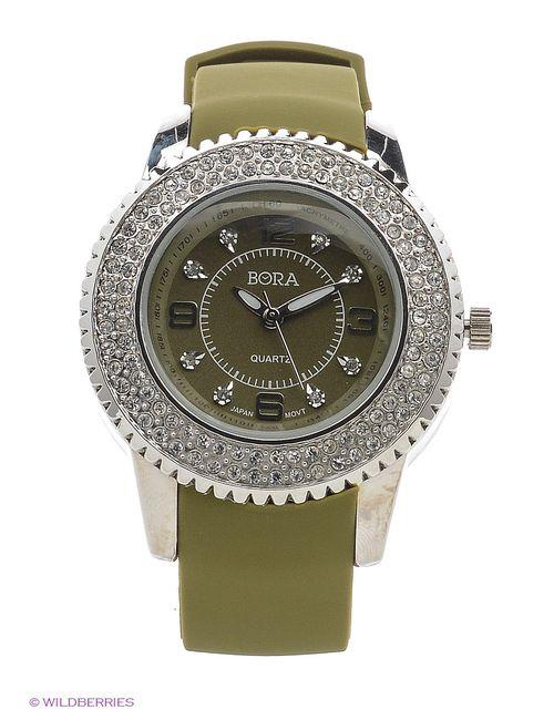 Bora | Женские Оливковые Часы